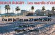 Le rugby, c'est aussi l'été avec le Beach Rugby