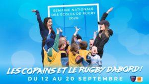 La Semaine Nationale des Écoles de rugby